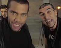 """Pinto """"Wahin"""", Dani Alves & Mario Baro - Eres Especial"""