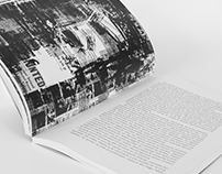 book design and illustrations - Édith Piaf biographie