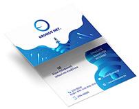 KRONOS NET. branding and graphic design