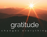 Shane Krider's Favorite Quotes About Gratitude