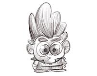 Game Art character Design