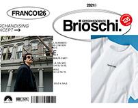 Franco 126 Merch 2021