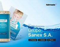 Grupo Sanex S.A. - Campaña Publicitaria
