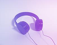 Model Making - Headphones