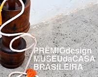 Cartaz 29º Prêmio de Design do Museu da Casa Brasileira