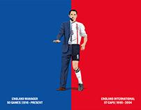 Gareth Southgate 50 | England