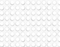 Shadowed dots (PatterNodes pattern)