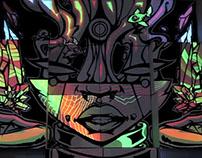GraffMapping DYOX @Hipnotik2015