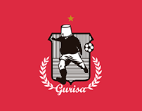 Gurisa - Uniform home kit 2015