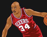 NBA Illustrations