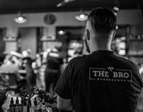 The Bro Barbershop - website