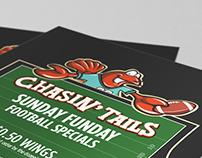 Chasin' Tails Seasonal Rebrand