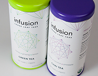 Infusion Tea - Packaging Project