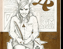 Sketchbook XXVII