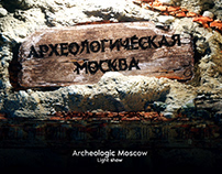 Archeologic Moscow° Mapping