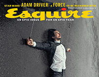 Esquire, Raul Aguila