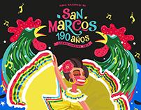 Propuesta Cartel Feria de San Marcos