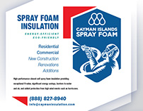 Cayman Islands Spray Foam Brochure