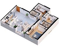 Apartamento 805