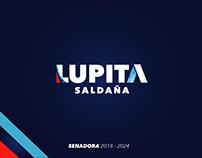 Senadora Lupita Saldaña