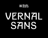 Vernal Sans