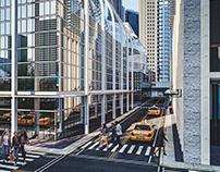 Skyscraper, New York
