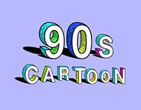 Fashion Inspiration 90's Cartoon - Pattern Stylisme