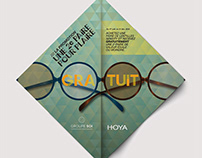 Hoya 2e Paire Pour Plaire - MARKETING COLLATERAL