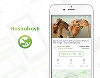 Animal trading App Ui/Ux