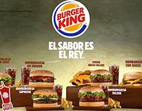 Burger King - Menú Económico