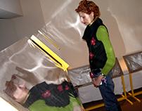 Book stands - Hurdles, 2009