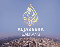 ALJAZEERA Balkans / Weather Forecast Design