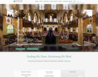 WEBSITE RE-DESIGN: Tenth Presbyterian Church