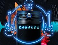 Full Karoke Experience | PANASONIC
