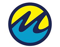 Logotipo Mar & Mar (Logotype)