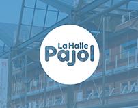 Réalisation Perso : La Halle Pajol 2017