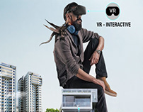 Virtual Reality technologies by Yantram Studio