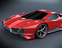 Taronos concept car