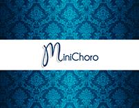 Aparthotel MiniChoro | Logo, Flyers and Web Design 2010