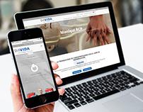 Davida Desfibriladores Website
