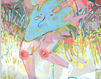 The Blob Who Leapt Thru Time -- Minsoo Thigpen