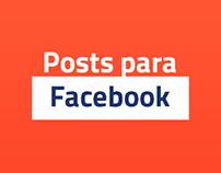 Posts para Redes Sociais - Grupo AFG