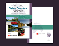 Wine Country Vacation Brochure
