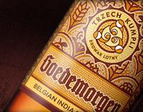Beer labels – Trzech Kumpli Brewery.