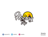 Hooray Trip - (Travel Agency Logo)
