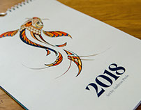 Calendar 2018 / Limited Edition