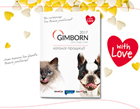 Catalog of products for cats and dogs Gimborn