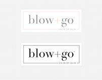 Blow & Go Logo & Website Redesign