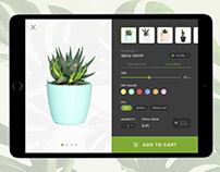Plantpicker - UI/UX Design