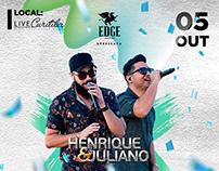 Henrique e Juliano - Live Curitiba